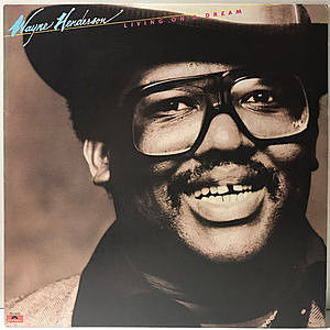 レコード画像:WAYNE HENDERSON / Living On A Dream