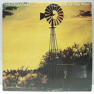 レコード画像:CRUSADERS / Free As The Wind
