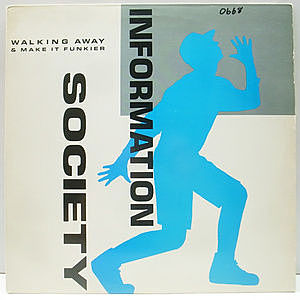 レコード画像:INFORMATION SOCIETY / Walking Away