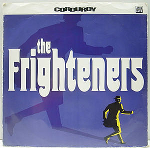 レコード画像:CORDUROY / The Frighteners