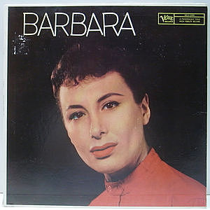 レコード画像:BARBARA CARROLL / Barbara