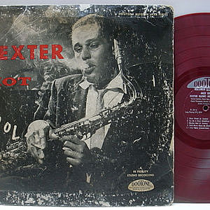 レコード画像:DEXTER GORDON / Dexter Blows Hot And Cool