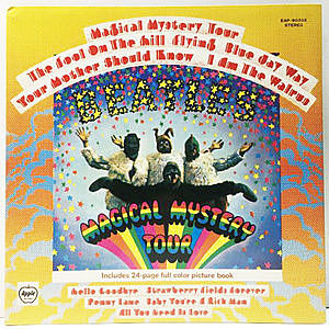 レコード画像:BEATLES / Magical Mystery Tour