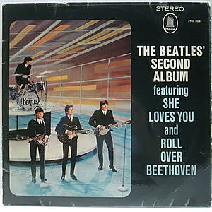レコード画像:BEATLES / The Beatles' Second Album