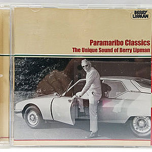 レコード画像:BERRY LIPMAN / Paramaribo Classics: The Unique Sound Of Berry Lipman