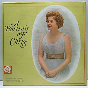 レコード画像:CHRIS CONNOR / A Portrait Of Chris