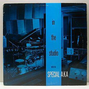 レコード画像:SPECIAL AKA / in the Studio