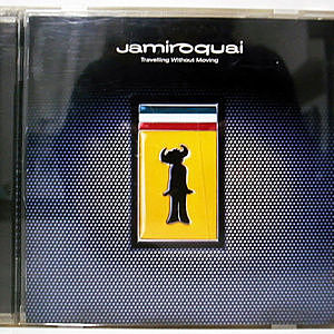 レコード画像:JAMIROQUAI / Travelling Without Moving