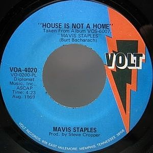 レコード画像:MAVIS STAPLES / A House Is Not A Home