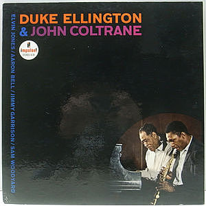 レコード画像:DUKE ELLINGTON / JOHN COLTRANE / Duke Ellington & John Coltrane