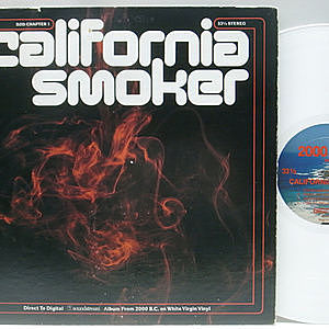 レコード画像:CALIFORNIA SMOKER / Same