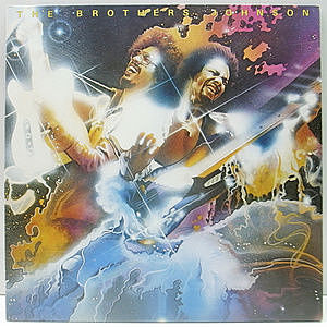 レコード画像:BROTHERS JOHNSON / Blam!!