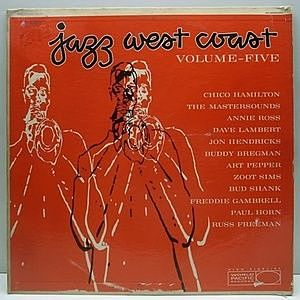 レコード画像:VARIOUS / Jazz West Coast Vol.5