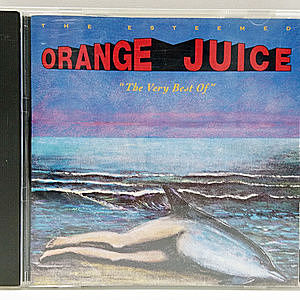 レコード画像:ORANGE JUICE / The Very Best Of
