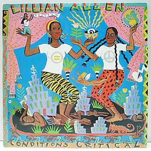 レコード画像:LILLIAN ALLEN / Conditions Critical