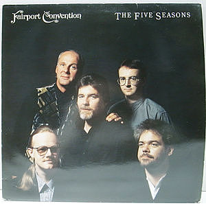 レコード画像:FAIRPORT CONVENTION / The Five Seasons