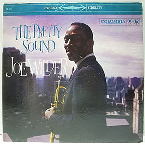 レコード画像:JOE WILDER / The Pretty Sound