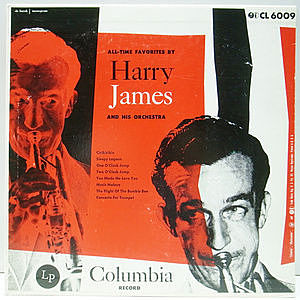 レコード画像:HARRY JAMES / All-Time Favorites