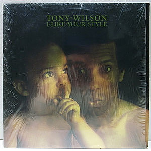 レコード画像:TONY WILSON / I Like Your Style