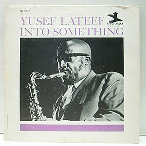 レコード画像:YUSEF LATEEF / Into Something