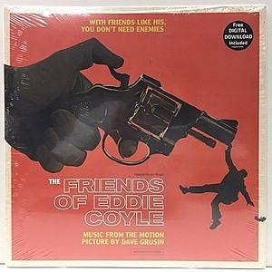 レコード画像:DAVE GRUSIN / The Friends Of Eddie Coyle (OST)