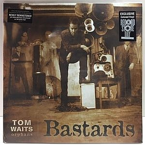 レコード画像:TOM WAITS / Bastards [2LP Gray Vinyl for RSD]
