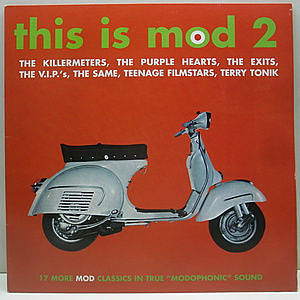 レコード画像:VARIOUS / This Is Mod 2
