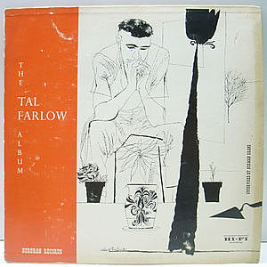 レコード画像:TAL FARLOW / The Tal Farlow Album