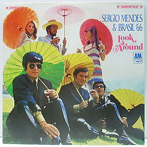 レコード画像:SERGIO MENDES BRASIL '66 / Look Around