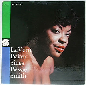 レコード画像:LaVERN BAKER / LaVern Baker Sings Bessie Smith