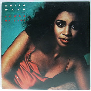 レコード画像:ANITA WARD / Songs Of Love