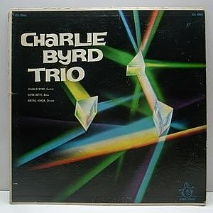レコード画像:CHARLIE BYRD / Jazz At The Showboat Volume 3