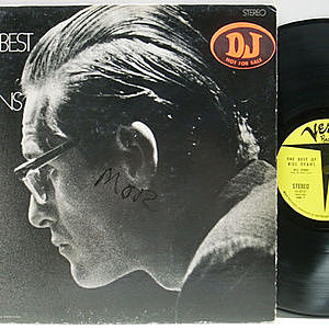レコード画像:BILL EVANS / The Best Of Bill Evans
