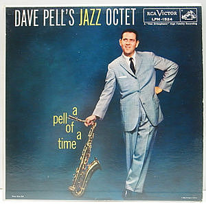 レコード画像:DAVE PELL / A Pell Of A Time