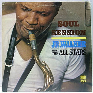 レコード画像:JR. WALKER / ALL STARS / Soul Session