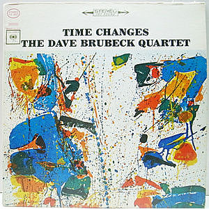 レコード画像:DAVE BRUBECK / Time Changes