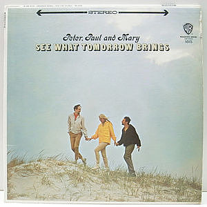レコード画像:PETER, PAUL & MARY / See What Tomorrow Brings