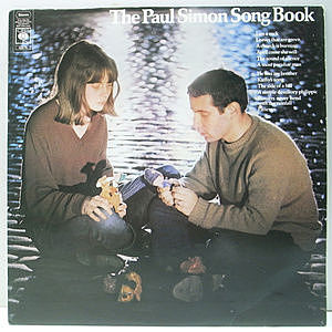 レコード画像:PAUL SIMON / The Paul Simon Song Book