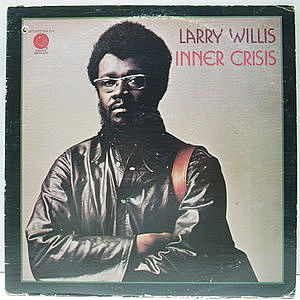 レコード画像:LARRY WILLIS / Inner Crisis