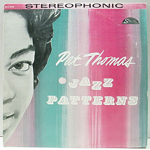 レコード画像:PAT THOMAS / Jazz Patterns