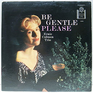 レコード画像:ERNIE COLEMAN / Be Gentle Please