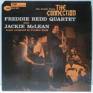 "レコード画像:FREDDIE REDD / JACKIE McLEAN / The Music From ""The Connection"""