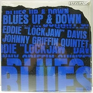 レコード画像:EDDIE DAVIS / JOHNNY GRIFFIN / Blues Up And Down