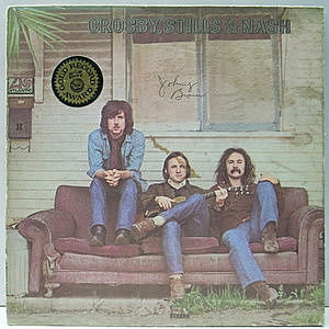 レコード画像:CROSBY, STILLS & NASH / Same