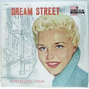 レコード画像:PEGGY LEE / Dream Street