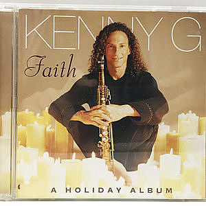 レコード画像:KENNY G / Faith - A Holiday Album