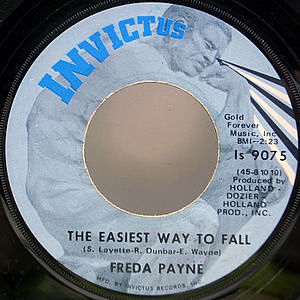 レコード画像:FREDA PAYNE / Band Of Gold