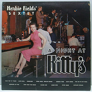 レコード画像:HERBIE FIELD / A Night At Kitty's