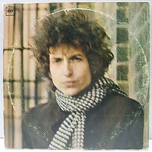レコード画像:BOB DYLAN / Blonde On Blonde