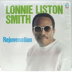 レコード画像:LONNIE LISTON SMITH / Rejuvenation